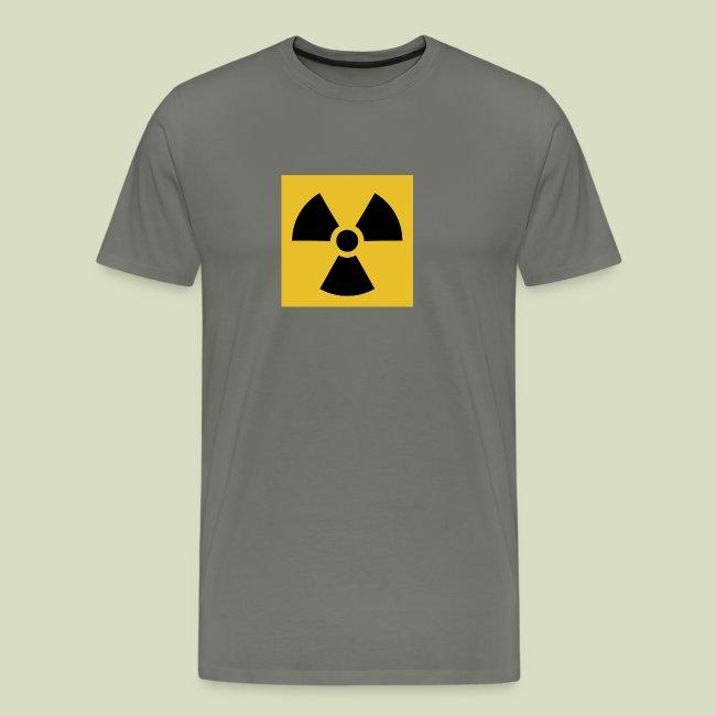 Radiation warning