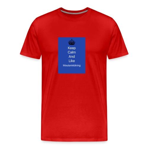 Mout - Premium-T-shirt herr