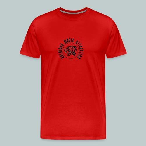 Sherikan Logo - Premium-T-shirt herr