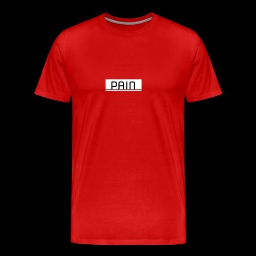 pain - Koszulka męska Premium