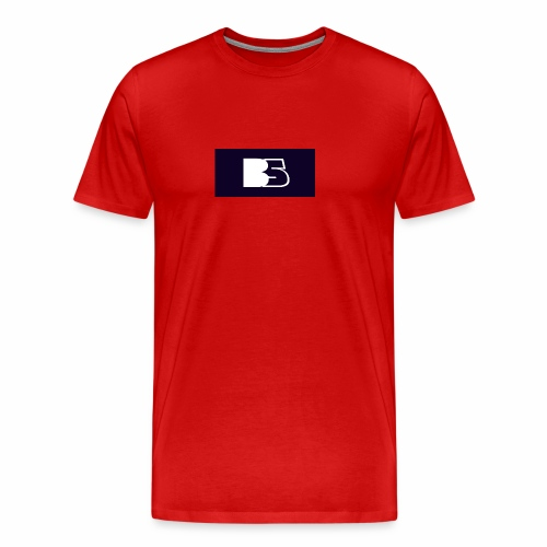 BS Breder - Mannen Premium T-shirt