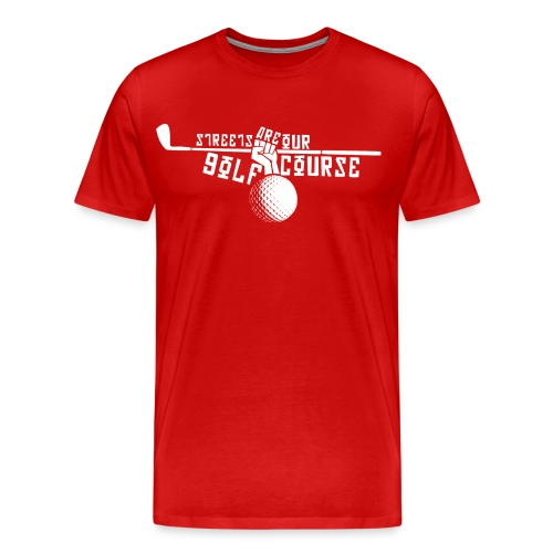 Rising fist - T-shirt Premium Homme