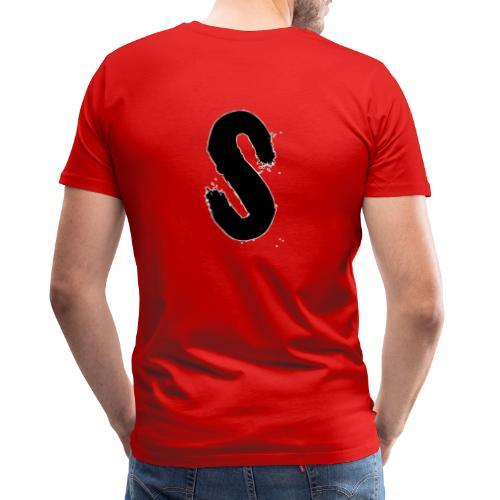 SYNT LOGO - Mannen Premium T-shirt