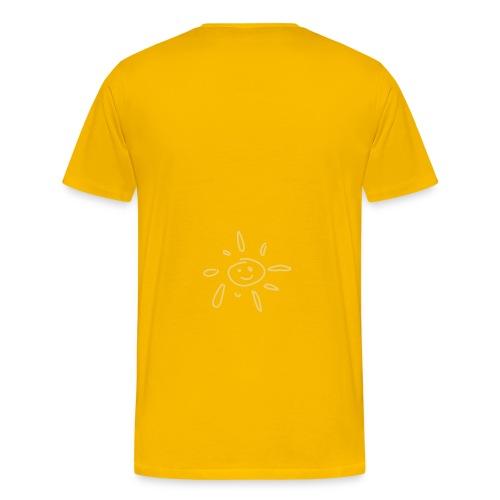 sonne smiley Strand Shop - Männer Premium T-Shirt