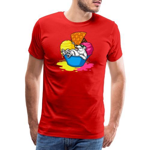 eisbär - Männer Premium T-Shirt