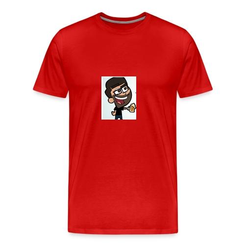maxresdefault jpg - Premium T-skjorte for menn