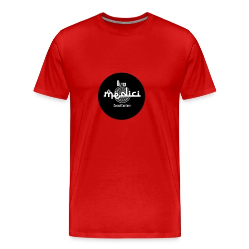 circle psd88780 png - Men's Premium T-Shirt