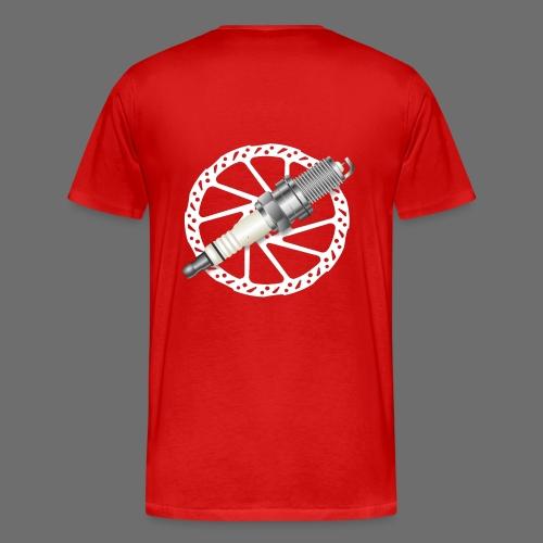 3000x3000white - Männer Premium T-Shirt