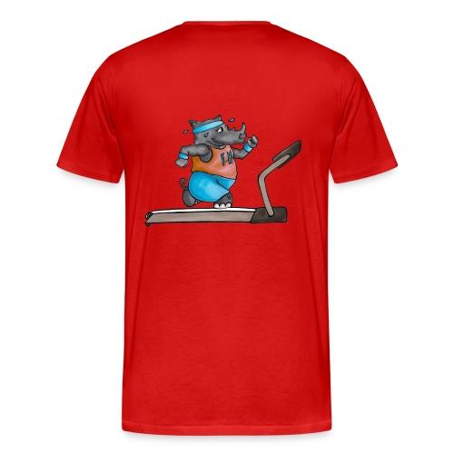 3B6D5887 BE99 4F1B AFA4 C04D9B91080F - Männer Premium T-Shirt