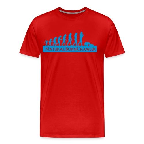 Evolution zum RC Crawler - Männer Premium T-Shirt