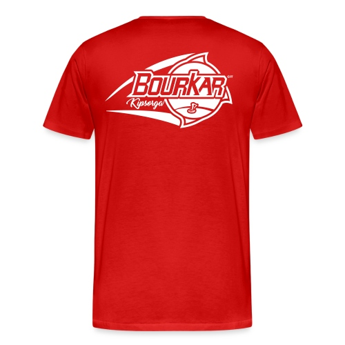 boukar-logo-kipsorga-2019 - T-shirt Premium Homme