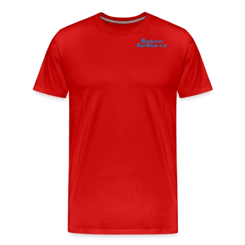 schrift_kurz - Männer Premium T-Shirt