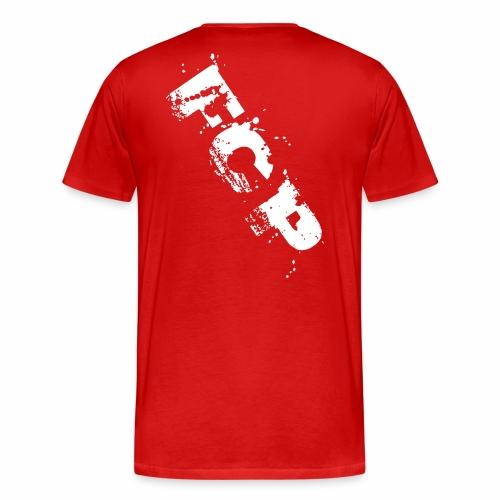 fcp schrift - Männer Premium T-Shirt