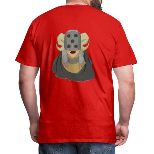 mujer - Camiseta premium hombre