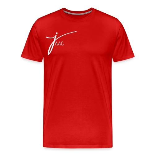 Tanzschule JAAG - Männer Premium T-Shirt