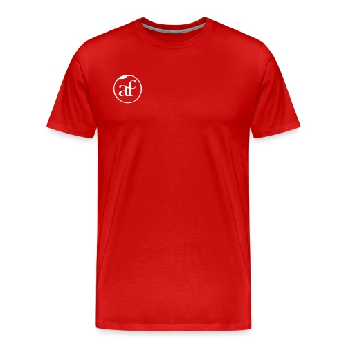 TShirt-LOGO-AF_nurLogo - Männer Premium T-Shirt