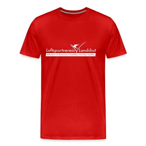 2018 LSV Logo sw - Männer Premium T-Shirt