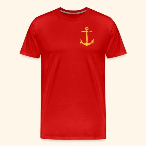 schlageranker01 - Männer Premium T-Shirt