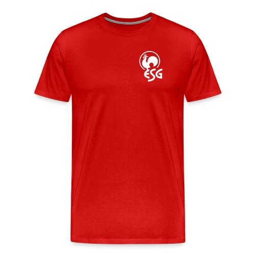 esg bs hahn - Männer Premium T-Shirt