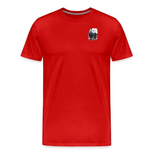 Jarrow Marchers - Men's Premium T-Shirt
