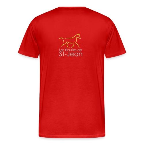 Ecuries de St Jean - T-shirt Premium Homme