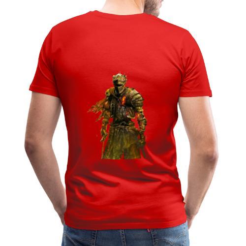 bulletxdarksouls - Camiseta premium hombre