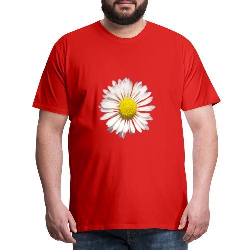 TIAN GREEN Garten - Gänse Blümchen - Männer Premium T-Shirt