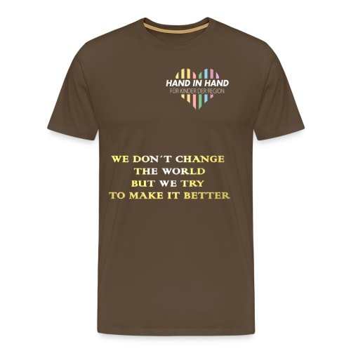 shirts Mitglieder shirtnator - Männer Premium T-Shirt