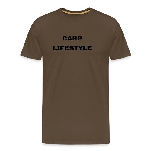 carp lifestyle - T-shirt Premium Homme