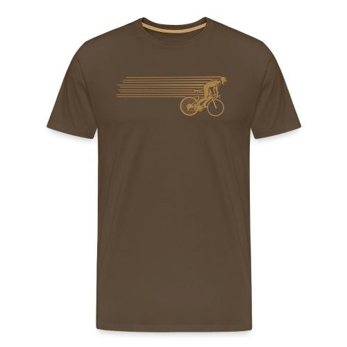 koereur - Mannen Premium T-shirt
