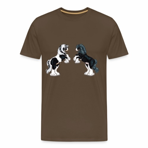 Steigende Tinker - Männer Premium T-Shirt
