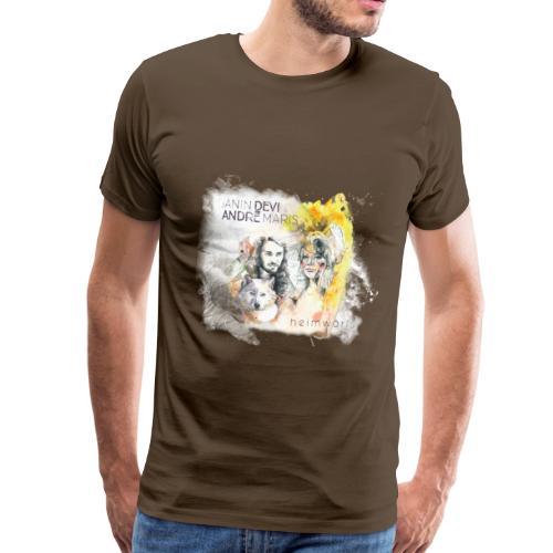 Heimwärts - Männer Premium T-Shirt