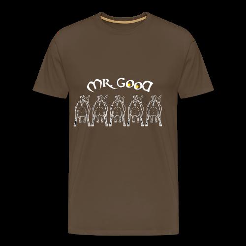 GOAT - Maglietta Premium da uomo