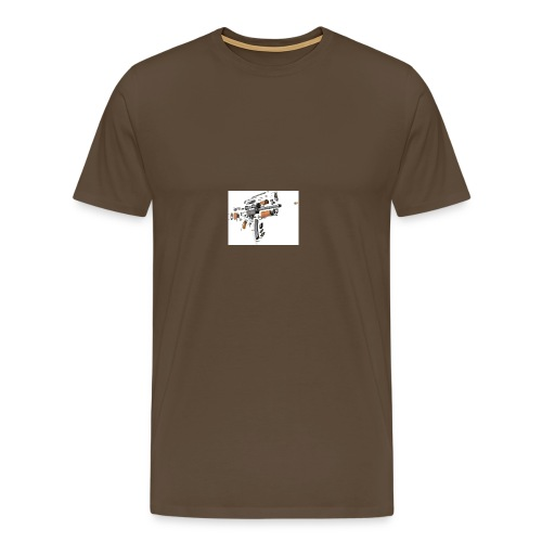 a360623ee16d9b3ffae17af360b961ea - Camiseta premium hombre
