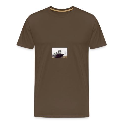 bwp2 - Koszulka męska Premium