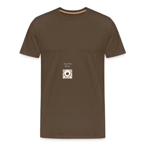 HealThe World - Camiseta premium hombre