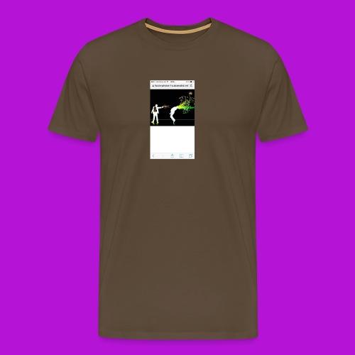 Niceshot - Männer Premium T-Shirt