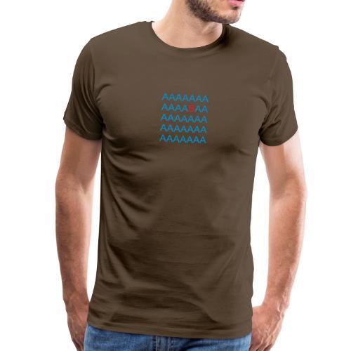 Mobbing T-Shirt - Männer Premium T-Shirt