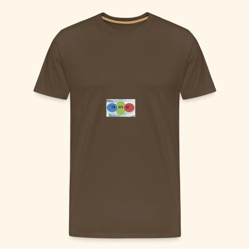 tranix2 - Männer Premium T-Shirt