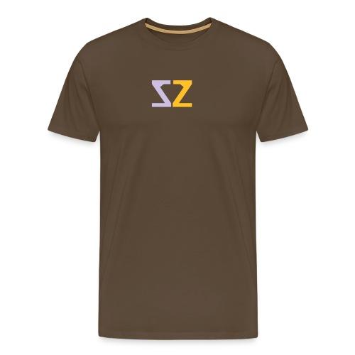 Logo ZZ - Maglietta Premium da uomo