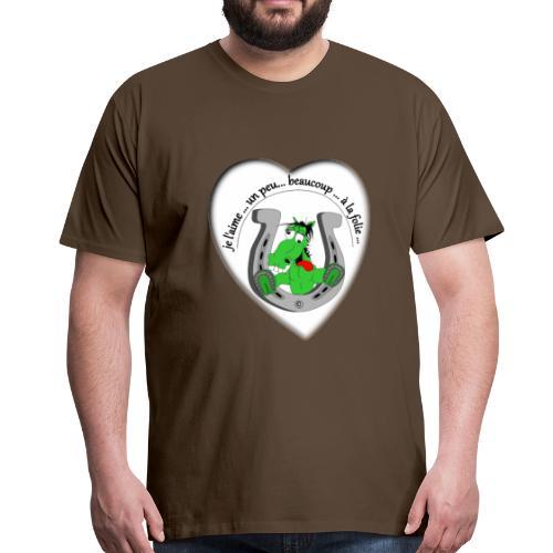 cheval comic FS - T-shirt Premium Homme