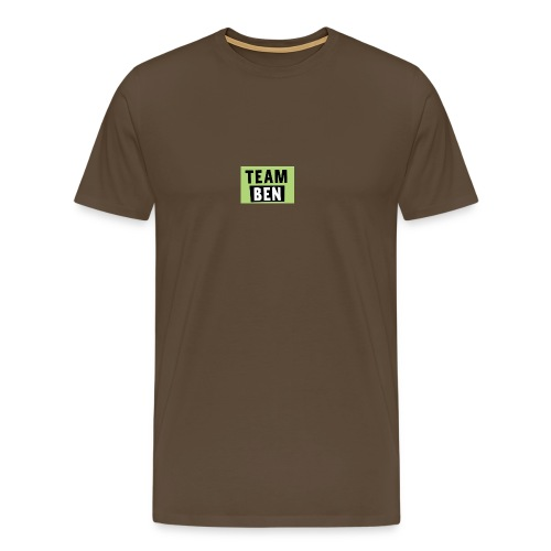 Team Ben - Men's Premium T-Shirt