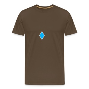 Diamond blue - Men's Premium T-Shirt