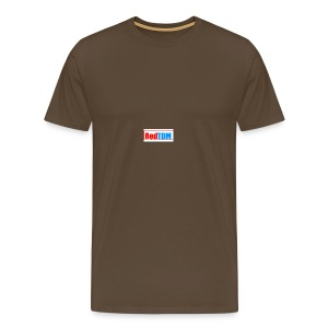 RedRed TDMBlue - Men's Premium T-Shirt