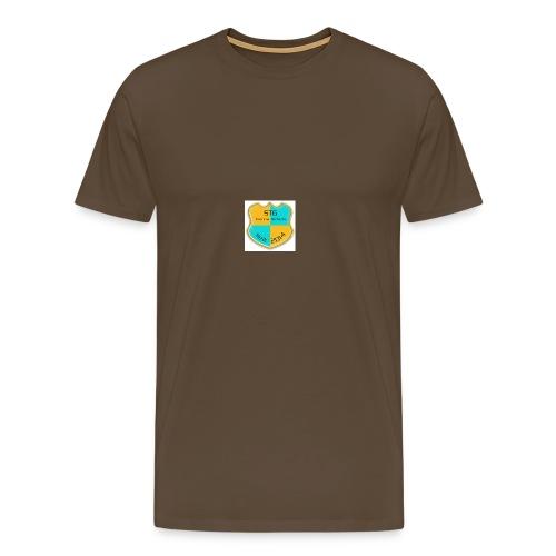 STG Vienna Kickers Logo - Männer Premium T-Shirt