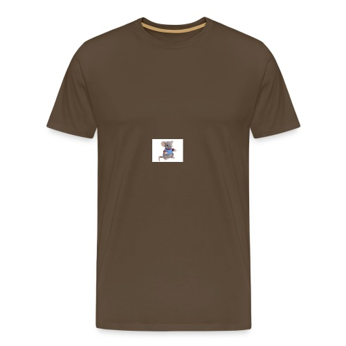 rotte - Herre premium T-shirt