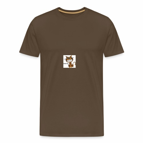 Chat-lut - T-shirt Premium Homme
