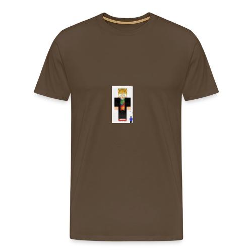 Logintrui - Mannen Premium T-shirt