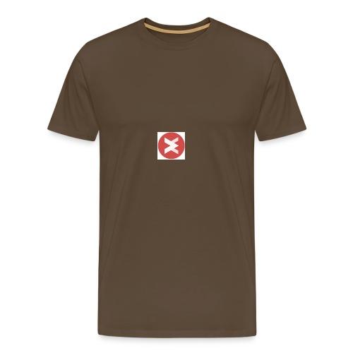 DudeCrazy - Men's Premium T-Shirt