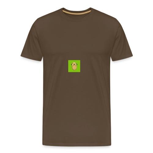 GTF Retro Logo - Men's Premium T-Shirt